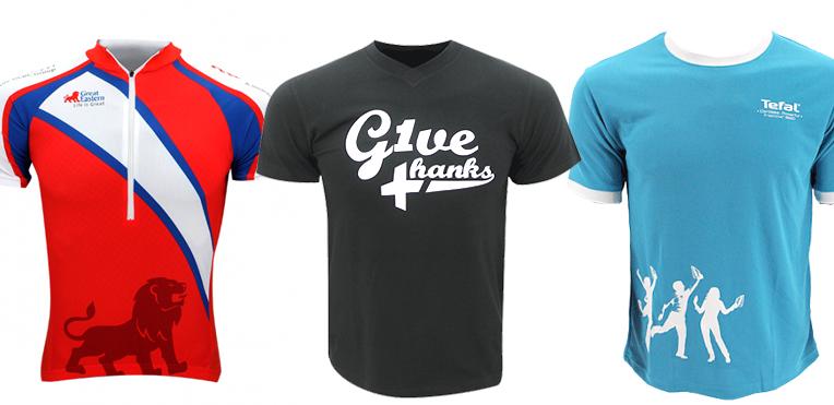 Custom T Shirt Singapore